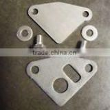 Stainless Steel EGR Block Off Delete Plate w/Gasket and Hardware