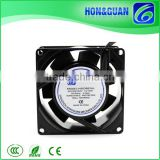 120*120*38mm Aluminum Alloy Frame 380v Axial Cooling Fan for Electronics Ventilation