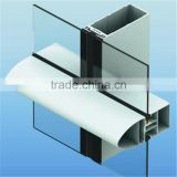 curtain wall aluminum profiles