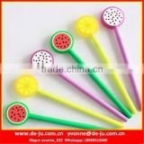 Fruit Lollipop Free Samples Gel Pen
