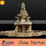 large outdoor pool garden fountains wholesale NTMF-W037X