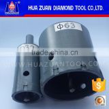 Huazuan Diamond Core Drill Bits for Drilling Concrete with Metal Bar, Wall, Glass, Ceramic etc