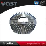Stamping and Welding High Quality submersible pump impeller