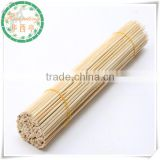 Bamboo Skewers Wooden Sticks Grill Shish Kabob Barbecue BBQ Bulk Wood 4 Sizes