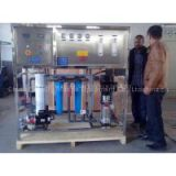 Reverse Osmosis (R. O.) Sea Water Desalination Plant