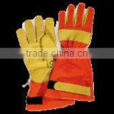 Men Fire Fighting Gloves