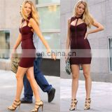 8 Years Professional For OEM/ODM/Wholesale/Dropship Newest High Quality Plus size Bodycon Bandage Dress