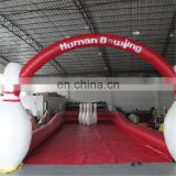 High Quality inflatable bowling set , inflatable human bowling , inflatable sport games for fun