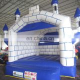 New Small inflatable bouncer castle bounce inflatable round mini bounce for sale