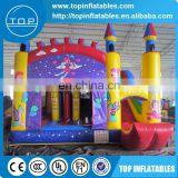 Inflatable princess bouncy castle, inflatable Castle combo