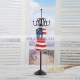 height 28cm luxury national flag Model Jewelry Holder & Model Jewelry Display for necklace earring and ring