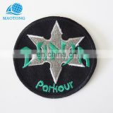 Promotional custom cheap 3D embroidery patches,china embroidery patch set with factory price