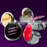 Pocket Mirror,Pocket Makeup Mirror,Metal Pocket Mirror wholesale