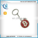 factory direct sell trolley coin key chain/shopping trolley coins