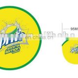 2012 newest foldable frisbee for promotion