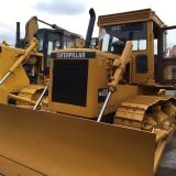 original Japan CAT D6D Bulldozer