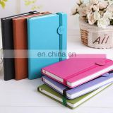 Customized logo notebooks leather cover notebooks Backpack notebooks