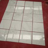 Oriental white marble white marble tiles 10mm thickness wall tiles
