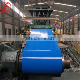 Hot selling china ppgi mill price color coated steel coil weight calculator made in China