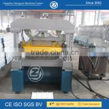 Steel roof roll forming machine with improved structure                                                                                                         Supplier's Choice