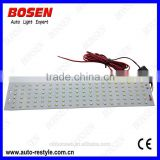 car accessory Taxi Top Light Box &Cab Roof Lamp 120 smd