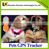 GPS tracking collar for dog cat/mini pet gps tracker/gps tracker with long battery life