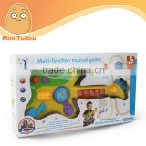 guitar musical instrument shenzhen cheap plastic educational toy musical instruments from china