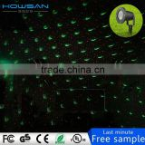 new product christmas laser light projector Static and Dynamic switchable Lawn decorative light