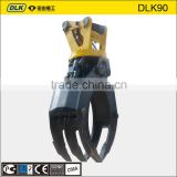 hydraulic grapple, log grapple, rock grab, steel grapple for excavator BELL HD1023 Mark 3 HD820 Mark 3