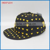 good price 100% cotton New Fashion boy snapback cap