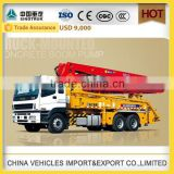 Cheap 37m XCMG Truck-Mounted diesel Concrete Pump HB37 Diesel Concrete Pump Product on Alibaba.com
