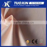 100%polyester taffeta fabric for garment/hot selling stretch polyester taffeta