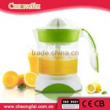 popular hand press plastic lemon juicer