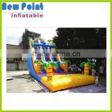 Inflatable amusement park with slides ,inflatable fun city ,giant inflatable musement park