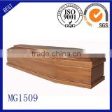 MG1509 funeral supplies Italy coffin wooden coffin