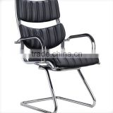 2015 new design black two skeleton back with armrests director office chair (SZ-OC134)