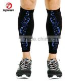 2015 Lycra Sublimation Sports Compression Calf Sleeves