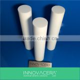 High Wear Resistance Technical Machinable Ceramic Machinable Glass Ceramic Rod Item/INNOVACERA /INNOVACERA