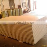 Turkey type Fireproof thermal insulation structural Panel, Metal and EPS foam sandwich panels with High Quality