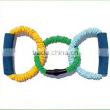 3 in one Pilates Resistance Power triple Gripped Fitness Ring
