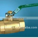 ball valve for fountain