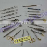 Surgical Instruments, Micro Surgery Instruments, Orthopedic Surgery Instruments