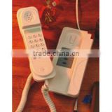 PY-6002 Waterproof Bathroom Phone Hotel Phone Redial Dustproof Electro Interaction