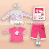 5 Set Series Autumn-winter baby Sweater for girls