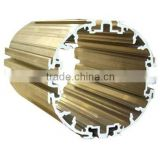Precision Shelf Extrusion Metal Alloy Profile for Auto Part