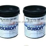 Pad printer Dubuit UV Printing Ink all colors UV ink for Screen Printing Machine                                                                         Quality Choice