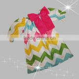 girls easter boutique outfits,girls chevron easter dresses