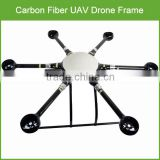 2016 High Performance carbon UAV frame hexacopters / carbon fiber drones uav professional