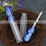Double ends led light cosmetic empty plastic wholesale lip gloss tube