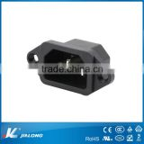 3 pin AC inlet power Socket iec c14
